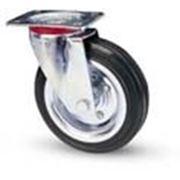 Промышленные колесные опоры поворотные фото