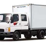 Фургоны HD65 (двойная кабина) фото