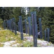 Материалы для защиты кустов и деревьев Защита деревьев TG 14 LW сетка для защиты дерьевев фото