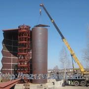 Проектирование Резервуар РВС-500 фото