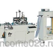 Машина трафаретной печати на рулонных материалах WQ-320 фото
