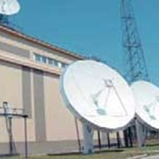 Спутниковые телекоммуникации фото