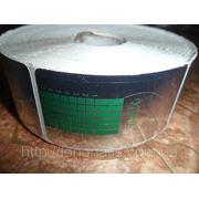 Формы для наращивания ногтей YRE зеленые узкие 500 шт фото