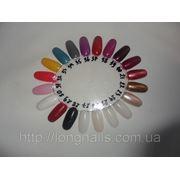 BLUESKY Shellac Color палитра №9 фото
