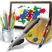 Услуги по дизайну и редизайну фото