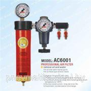Воздушный фильтр AC6001 Italco (полный аналог SATA) фото
