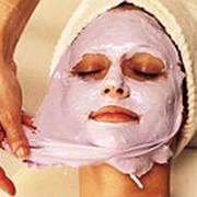 Альгинатная маска для лица фото