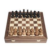 Шахматы WG орех фото