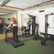 Фитнес центр в гостинице фото