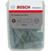 Насадка (бита) для шуруповерта Bosch PH2 25mm (25шт уп) фото