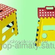 Складной стульчик для детей и взрослых фото