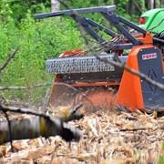 Мульчер самоходный лесной FERRITSKF-DT/Fна шасси М фото