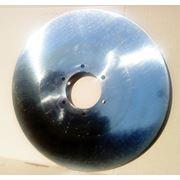 Ножи бобинорезательные дисковые для резки туалетной бумаги фото