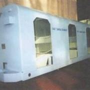 Вагонетка пассажирская модели ВПШ - 12 фото