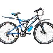 Велосипед GREENWAY LX330-L (с Shimano SL-RS35) 26 фото