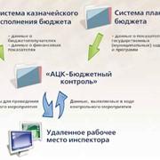 Разработка и сопровождение программного обеспечения бюджетного контроля фото