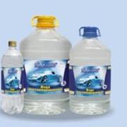 Вода дистиллированная фото