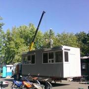 Услуги спецтехники (кран-манипулятор, мини трактор) фото