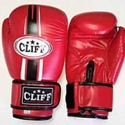 Перчатки боксерские TECH STAR (FLEX) красные, 10 OZ фото