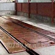 Весы железнодорожные по низким ценм фотография