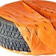 Мешки для колес R12-22, комплект 20 шт, размер 115х115 см AIRLINE фото