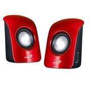 Колонки Genius SP-U115 Red/Black фото