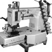 4-х игольная швейная машина Gemsy GEM 4404P фото