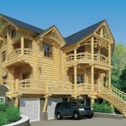 Услуги архитектурно-дизайнерские. Архитектурное проектирование. Строительство деревянных домов. фото