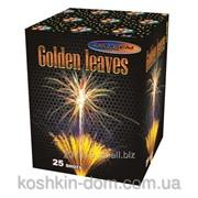 Салютная установка Golden Leaves - 25 фото
