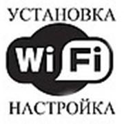 Установка WI-FI, прошивка моршутизатора фото