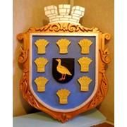Дизайн, изготовление Гербов, символов фото