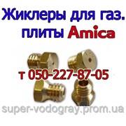 Жиклер-форсунка для газовой плиты AMICA фото