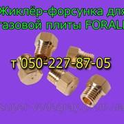 Жиклер-форсунка для газовой плиты Forall фото