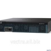 Маршрутизатор Cisco 2951 Security Bundle w/SEC license PAK (CISCO2951-SEC/K9) фото