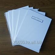 Пластик ПВХ для струйной печати фото