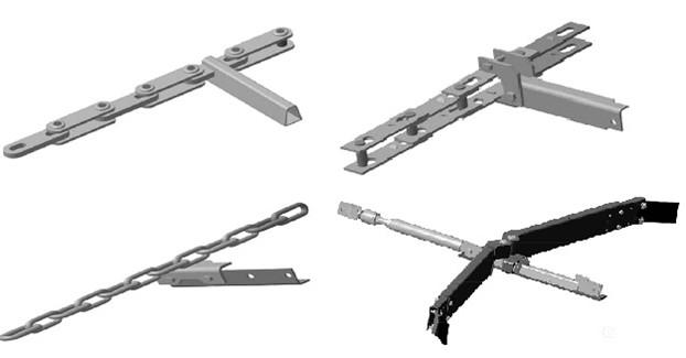 Транспортеры скреперные задняя подвеска транспортер т4