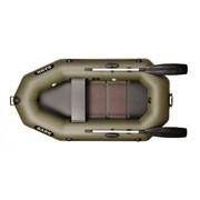 Одноместная гребная надувная лодка Bark B-220C фото