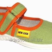 Туфли малодетские, модель 1М20л фото
