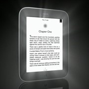 Книги электронные NOOK Simple Touch with Glowlight Астана фото