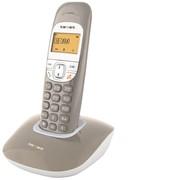 Цифровой Радиотелефон Texet TX-D6505A, бежевый фото