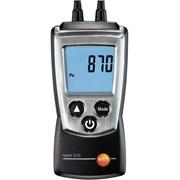 Testo 510 - дифференциальный манометр фото