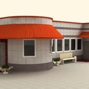 Проекты торговых павильонов фото