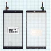 Сенсорное стекло (тачскрин) для Lenovo A7010 черное, Диагональ 5.5, 1080x1920 фото