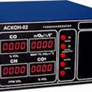Газоанализатор аскон-02.44 стандарт пм-т фото