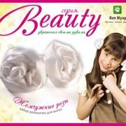 """Набор для дет. тв-ва Резинки для волос Beauty """"Жемчужные розы"""", (Мир творчества) фото"""