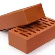 Кирпич керамический фасонный напольная 130х250х20 мм красный фото