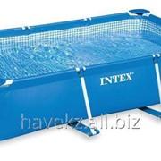 Прямоугольный каркасный бассейн Intex 28273 Ultra Frame Pro , (450х220х84 см) фото