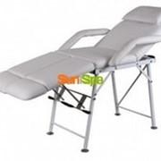 Педикюрно-косметологическое кресло МД-602 (складное) фото