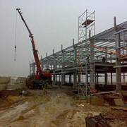 Полный комплекс услуг по выполнению строительно-монтажных работ фото