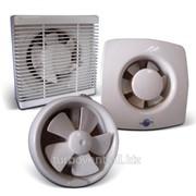 Осевой оконный (форточный) вентилятор с диафрагмой АРС 10-2-A фото